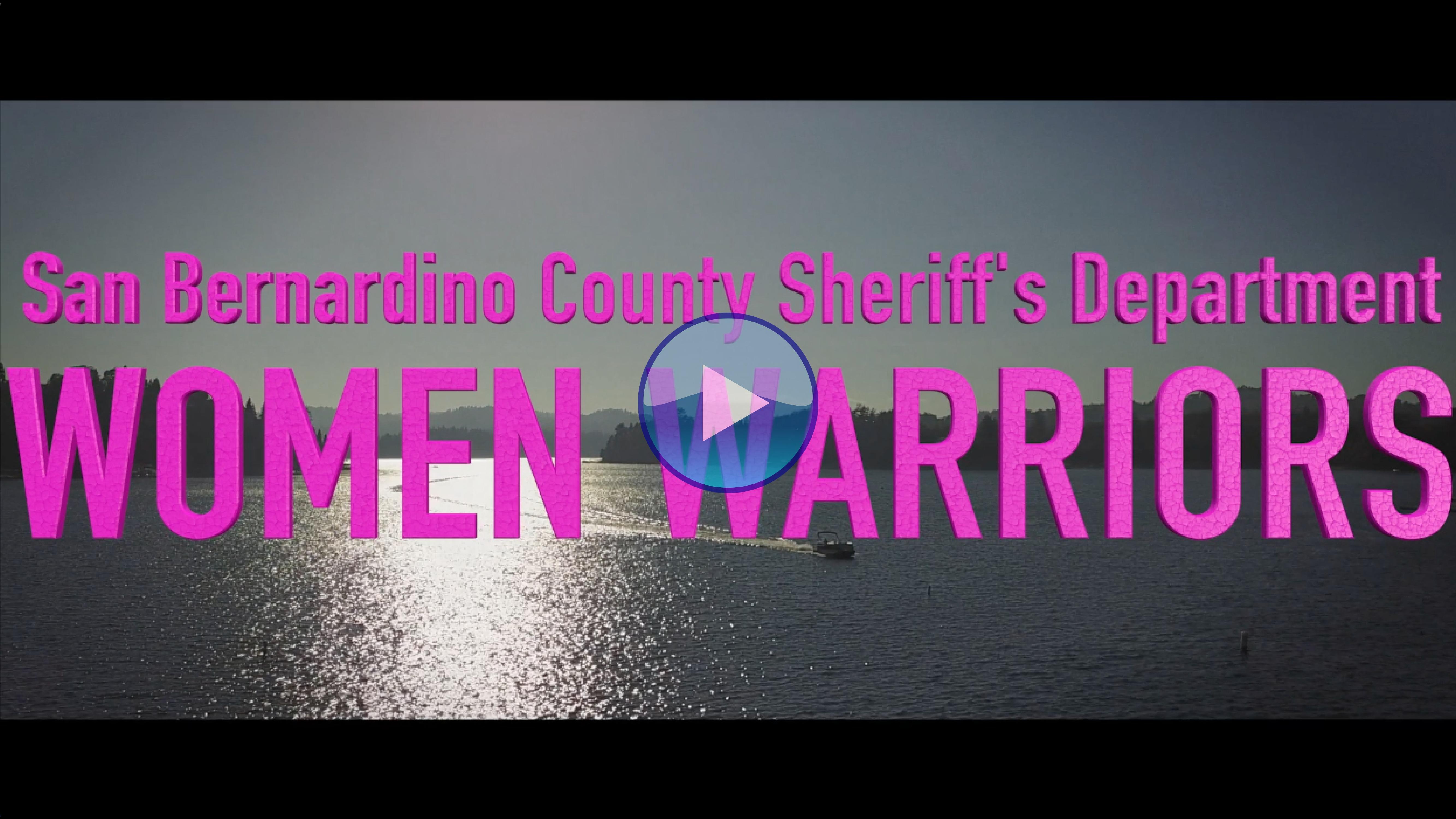 Women Law Enforcement Event 2017