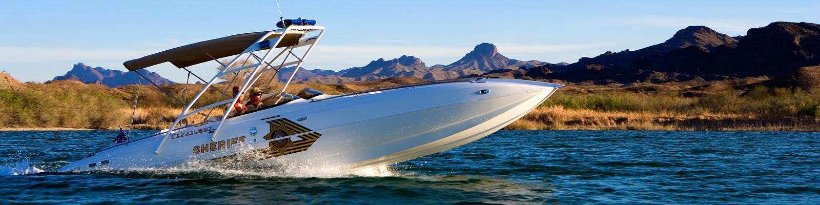 Colorado boat patrol